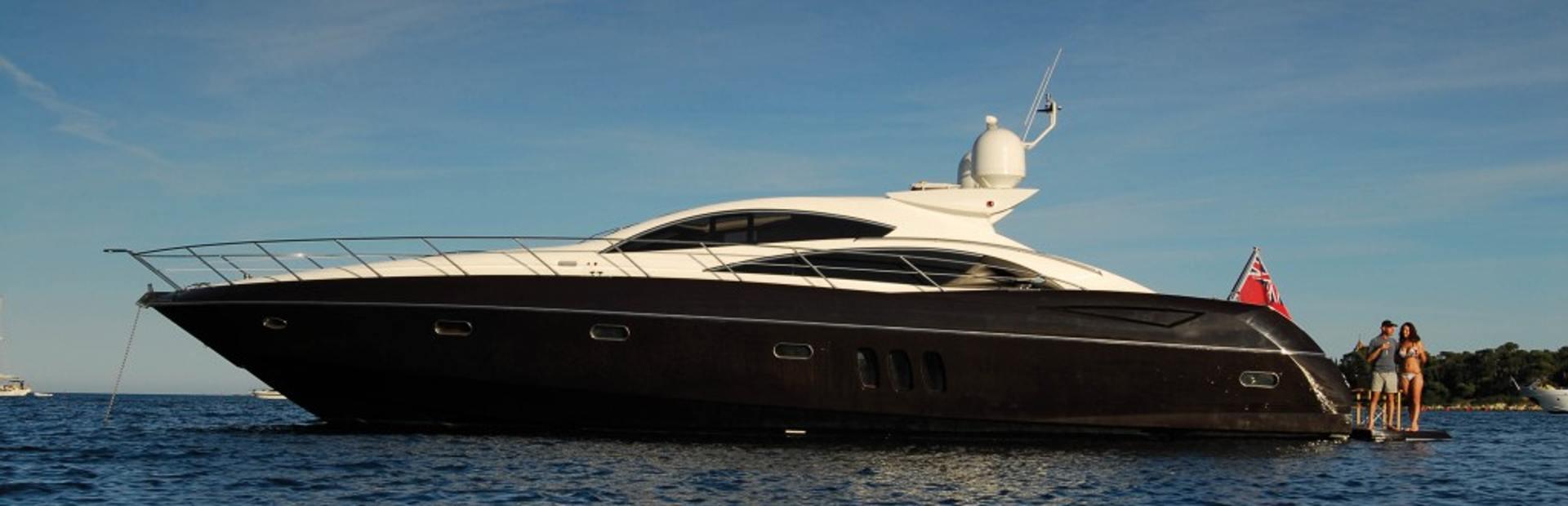 Predator 72 Yacht Charter