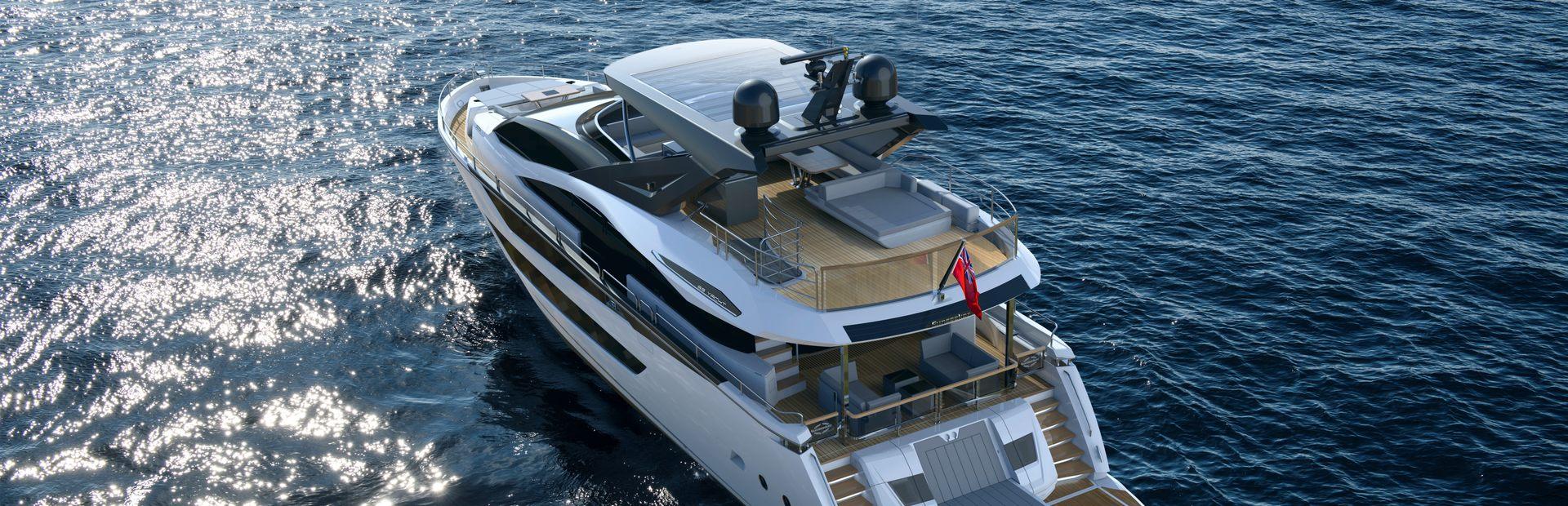 88 Yacht Yacht Charter