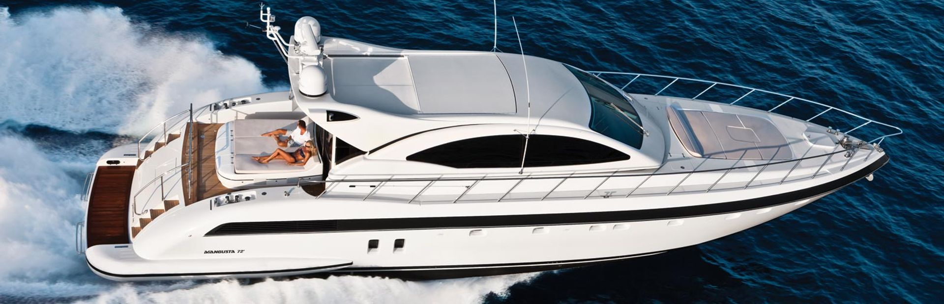 Mangusta 72 Yacht Charter