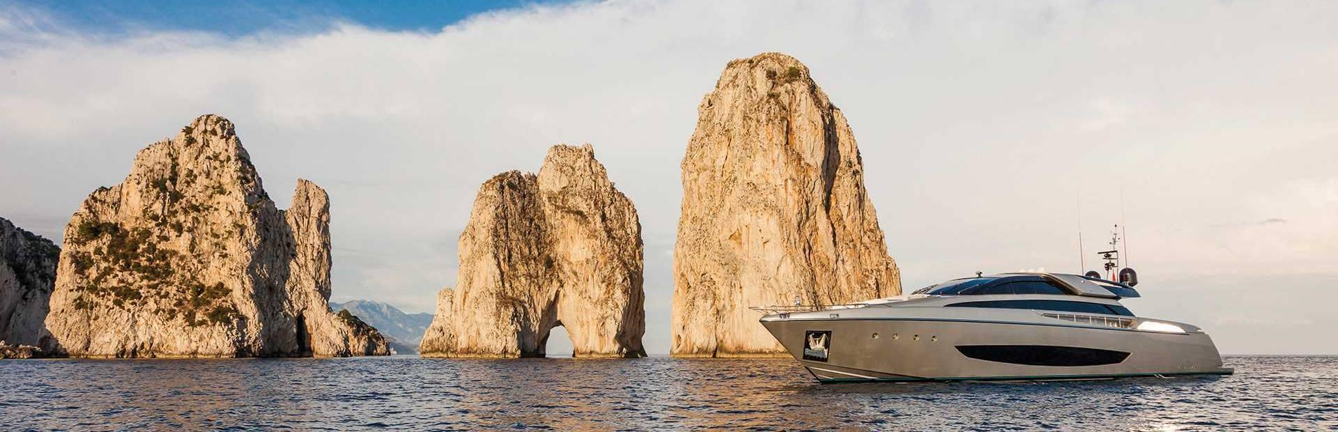 122' Mythos Yacht Charter