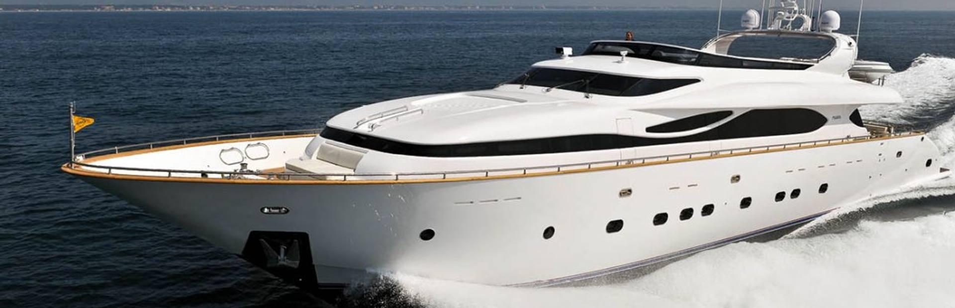 Maiora 35DP Yacht Charter
