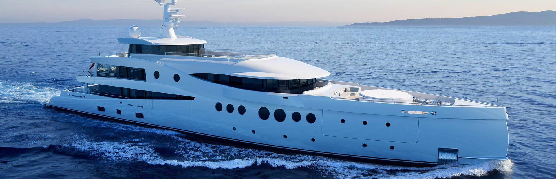 Amels 206 Yacht Charter