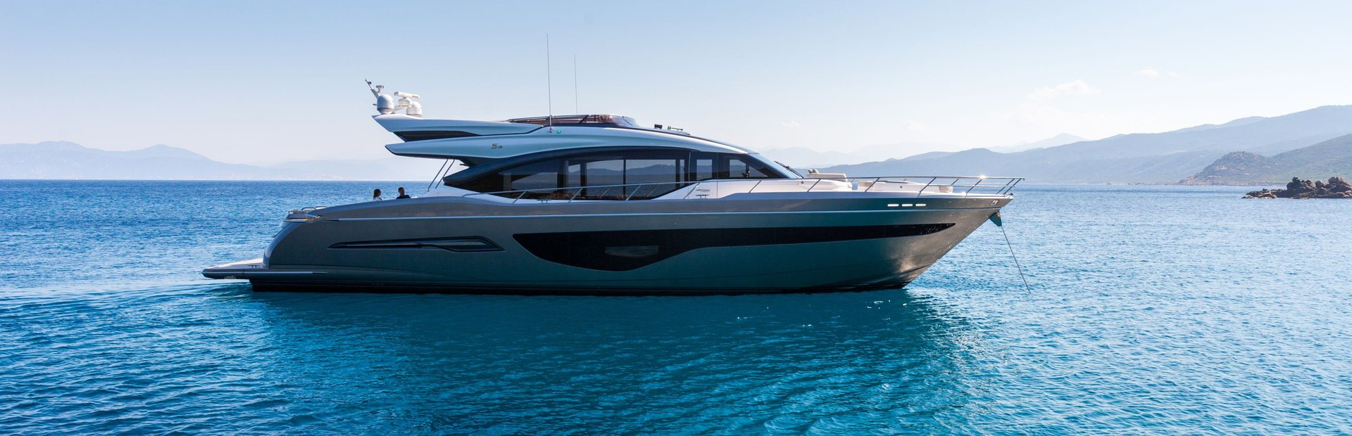 Princess S78 Yacht Charter