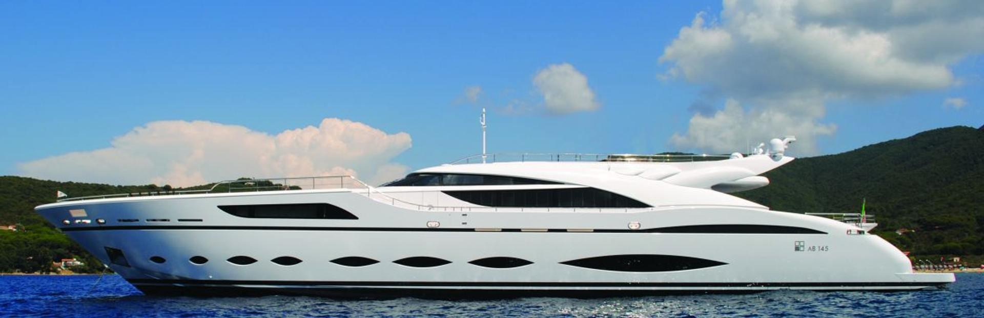 AB Yachts AB 145 Yacht Charter