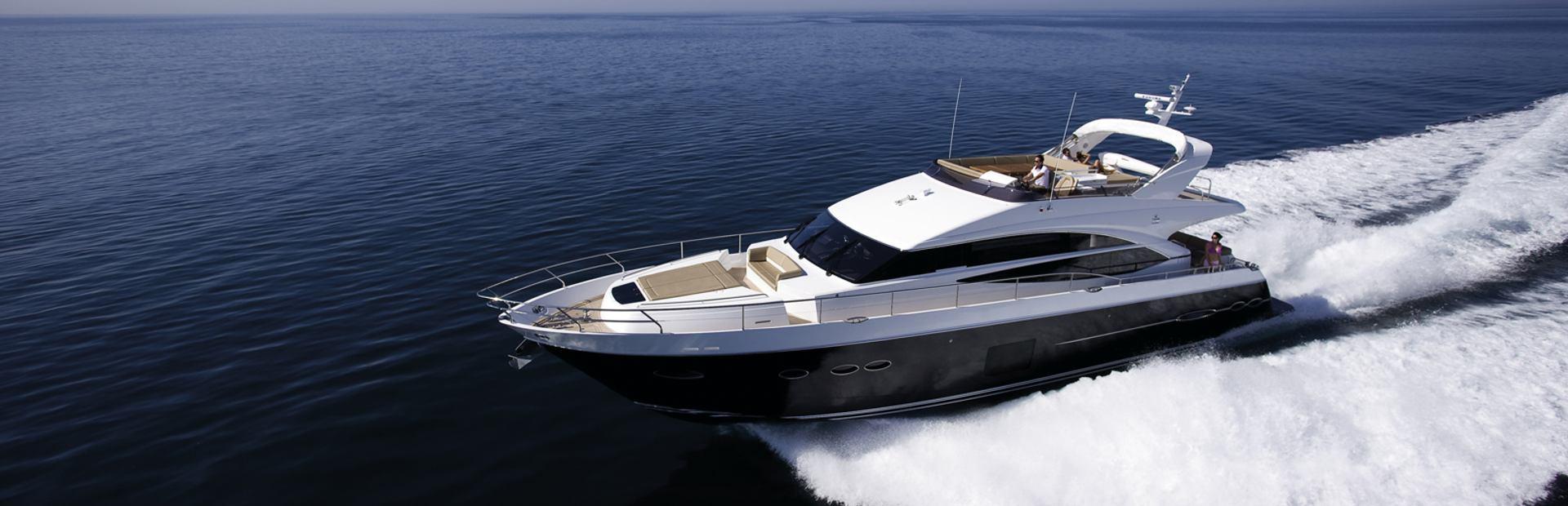 Princess 72 Motor Yacht Yacht Charter