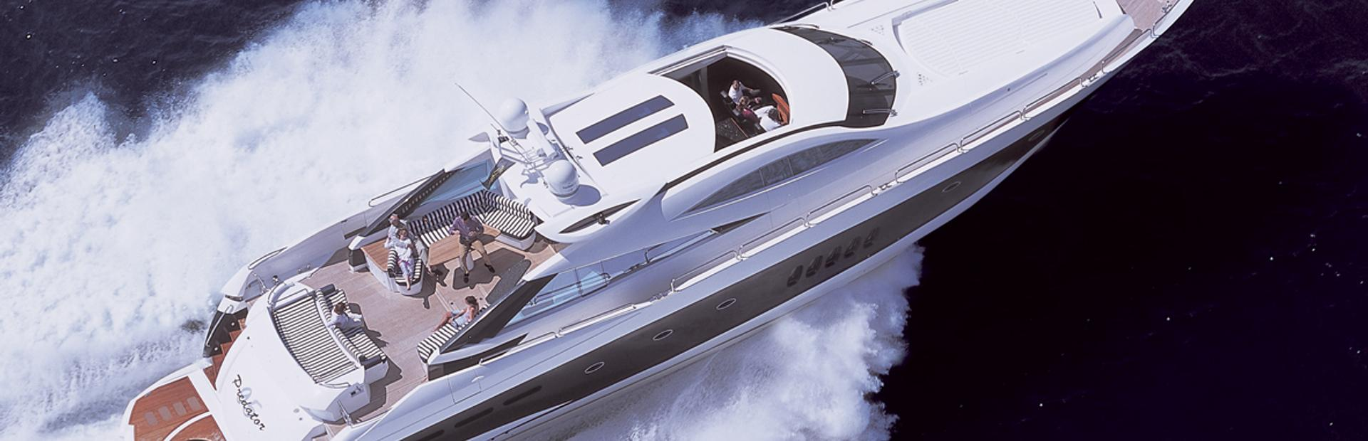 Predator 95 Yacht Charter