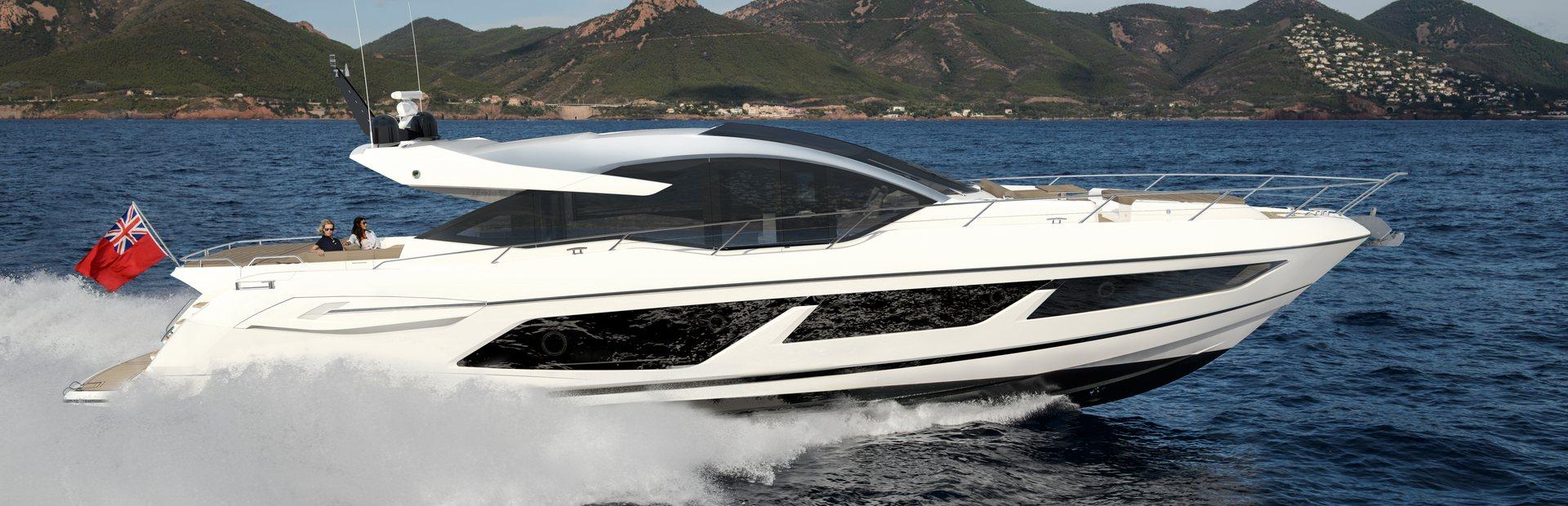 Predator 74 Yacht Charter