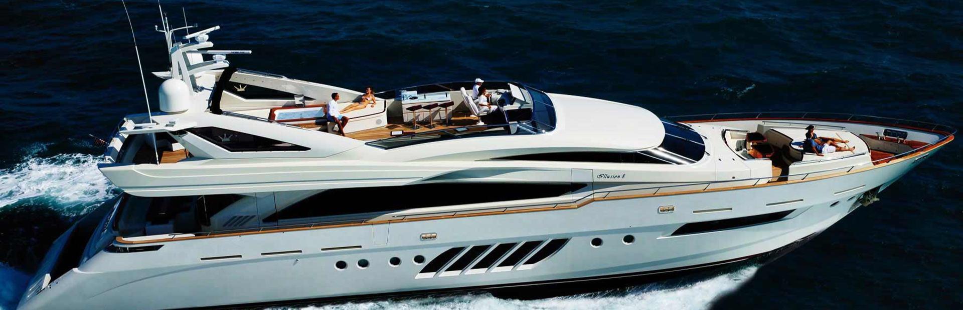 Dominator 29M Yacht Charter