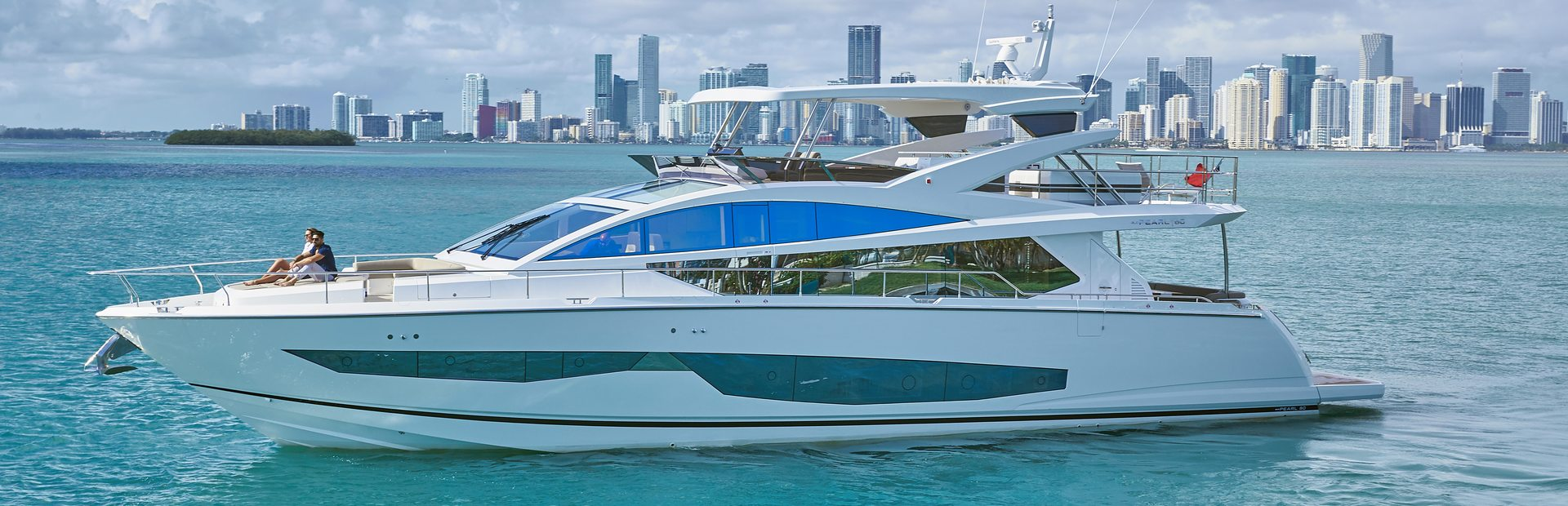 Pearl 80 Yacht Charter
