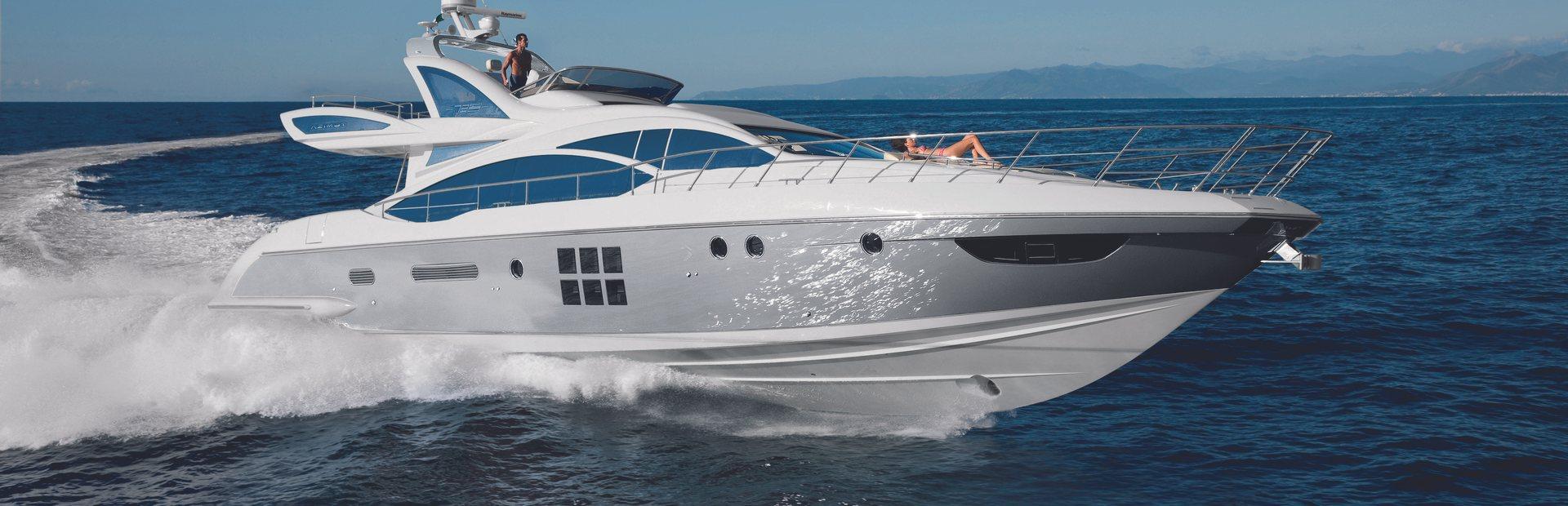 Azimut 72S Yacht Charter