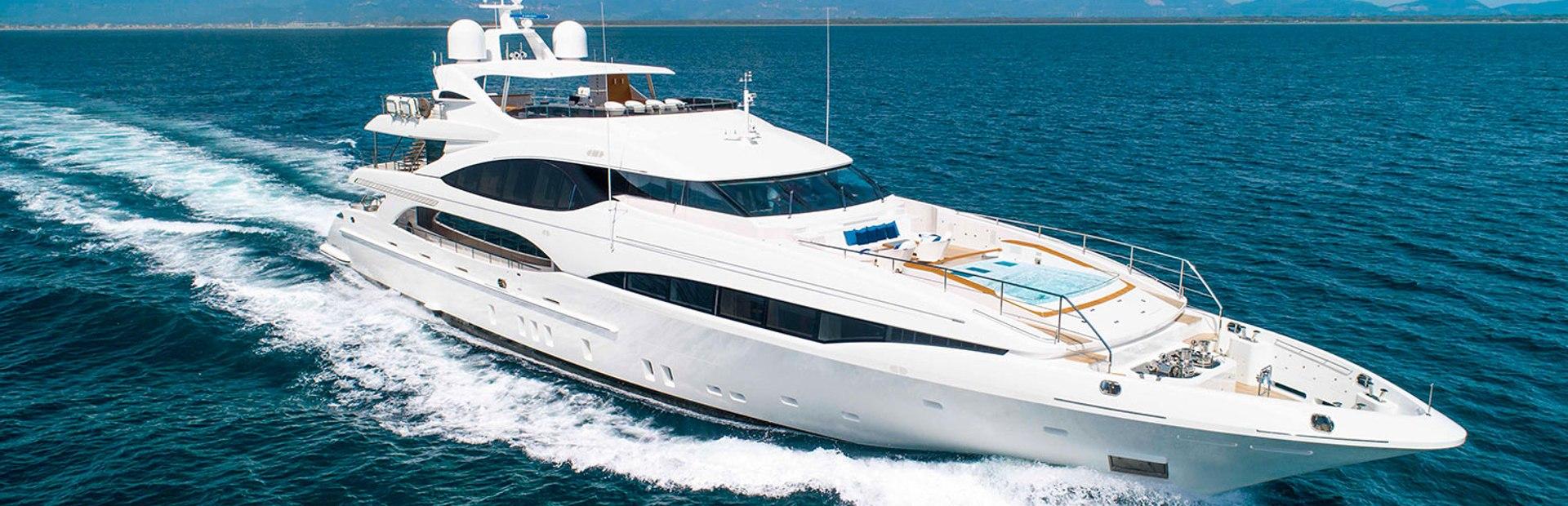 Mangusta Oceano 46 Yacht Charter
