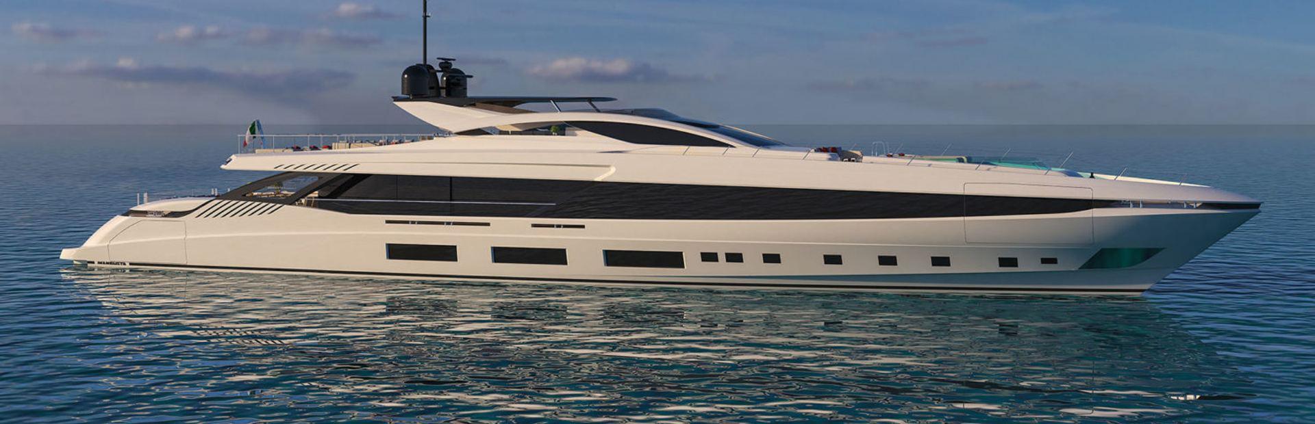 Mangusta GranSport 54 Yacht Charter