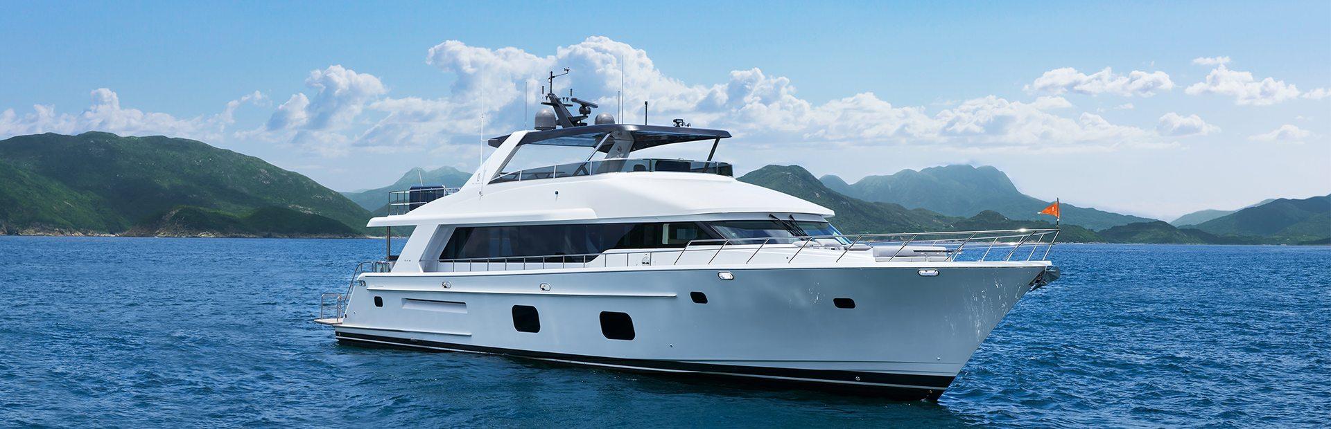 CLB88 Yacht Charter