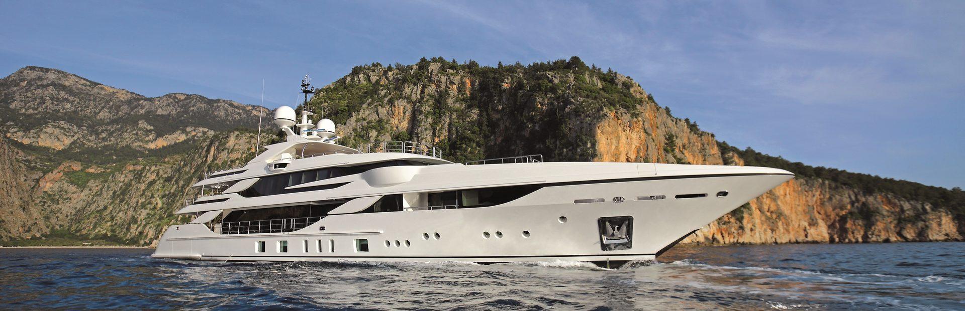 FB800 Series Yacht Charter