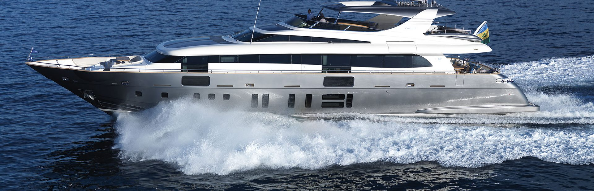 Canados 108 Classic Yacht Charter