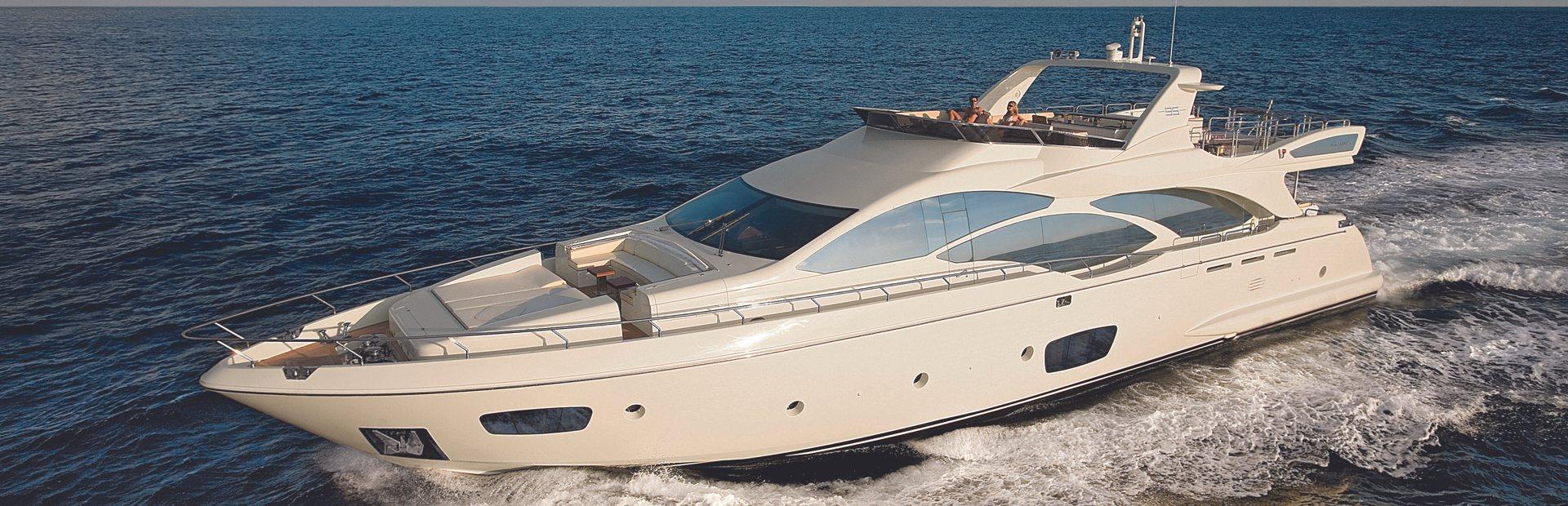 Azimut 95 Yacht Charter