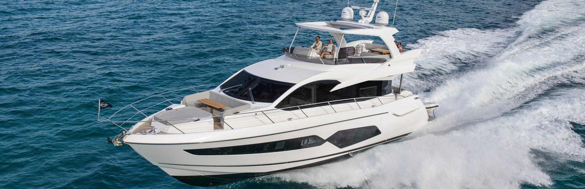 Manhattan 66 Yacht Charter