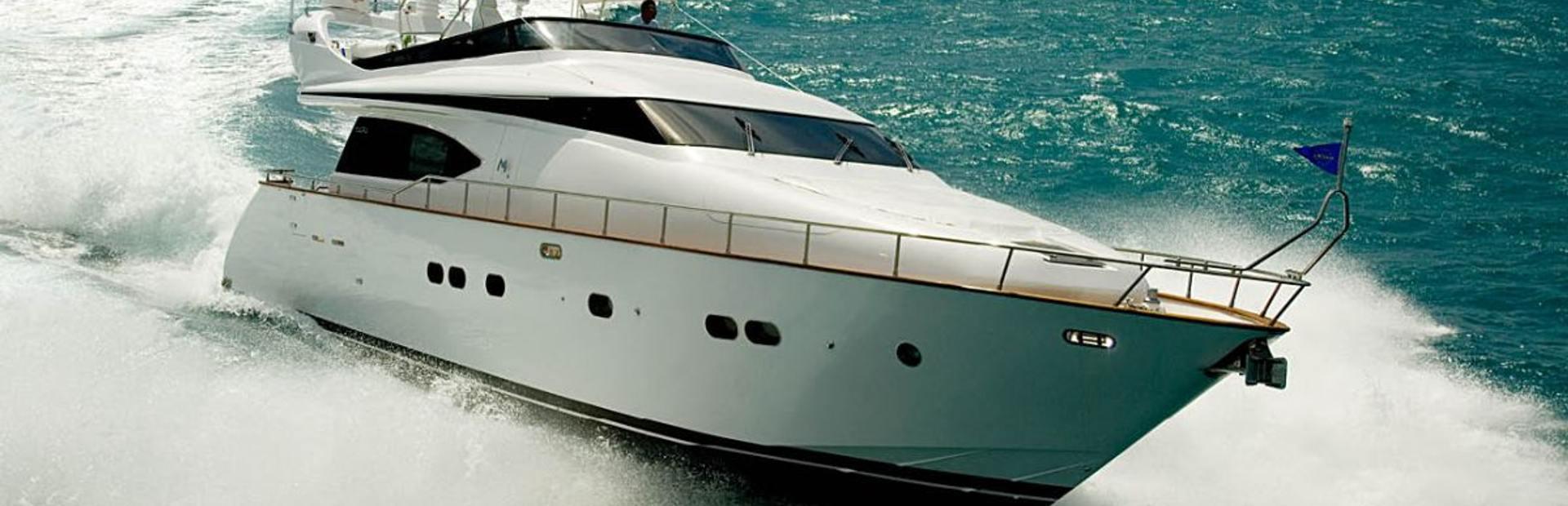 Maiora 20S Yacht Charter