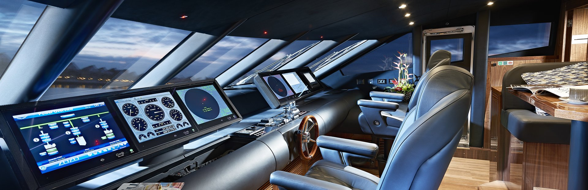 Sunseeker 131 Yacht Yacht Charter