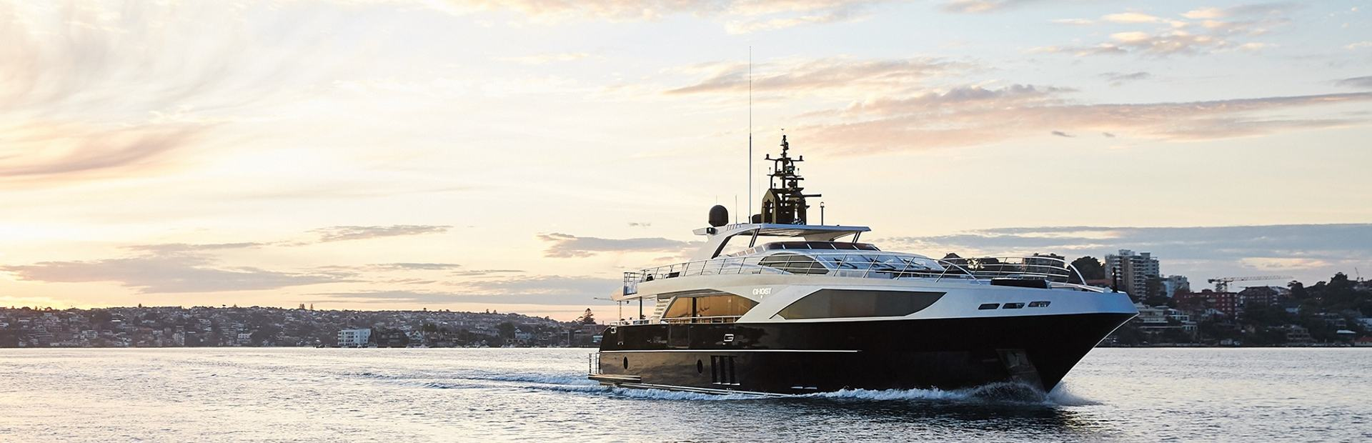 Majesty 122 Yacht Charter