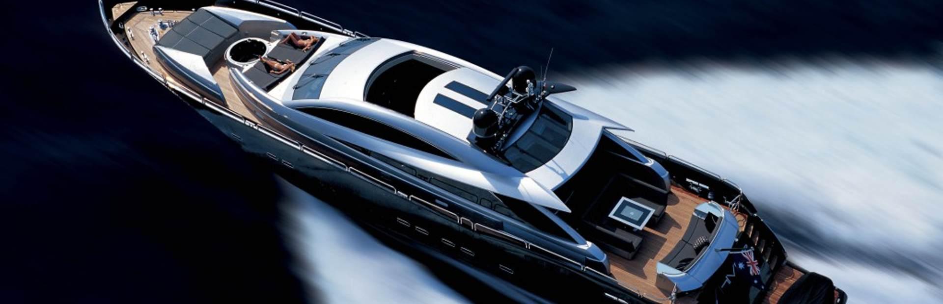 Predator 108 Yacht Charter