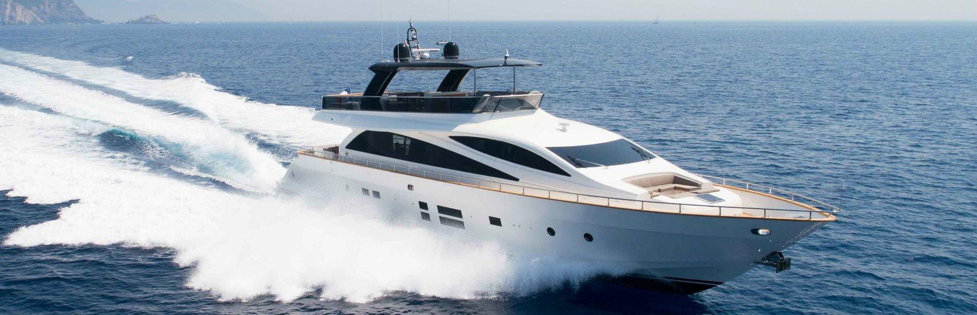 Amer 94 Yacht Charter