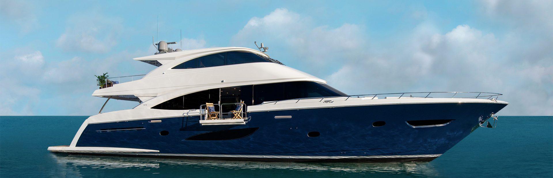 Viking 93MY Yacht Charter