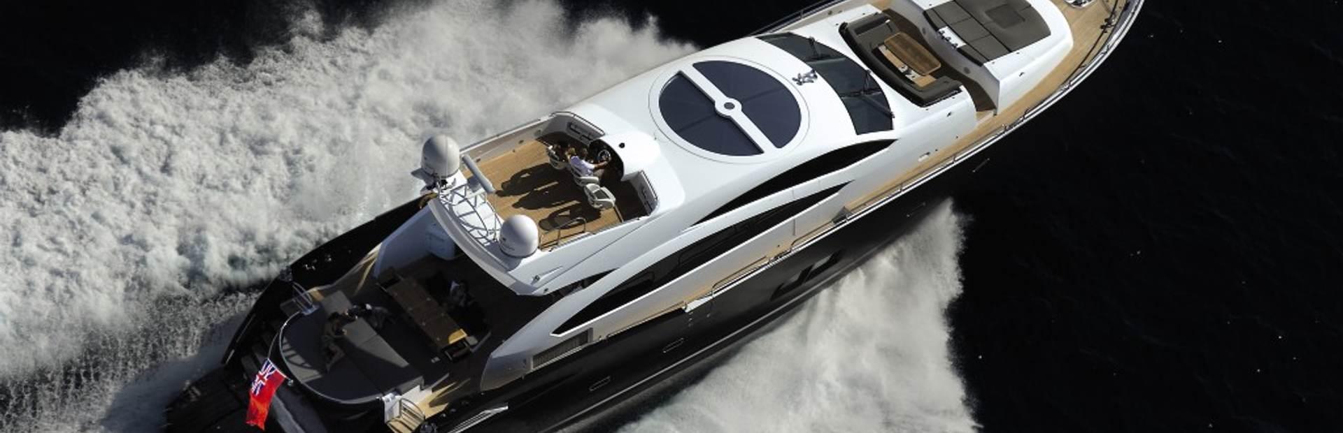 Predator 92 Sport Yacht Charter