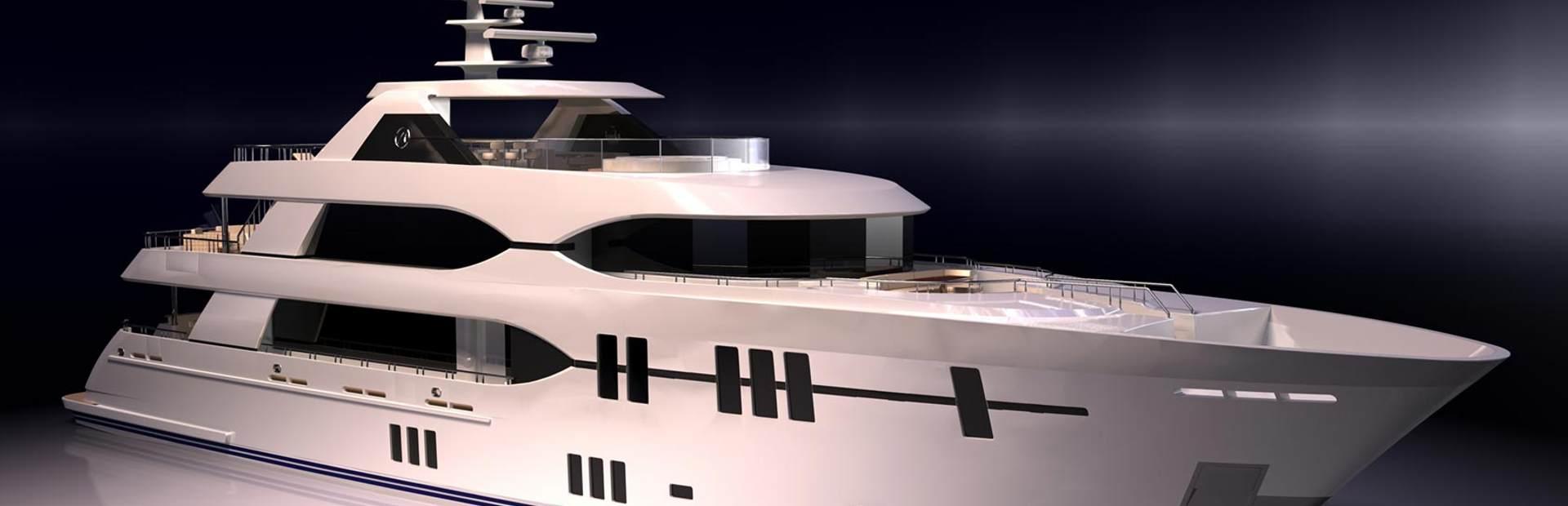 135 Megayacht Yacht Charter