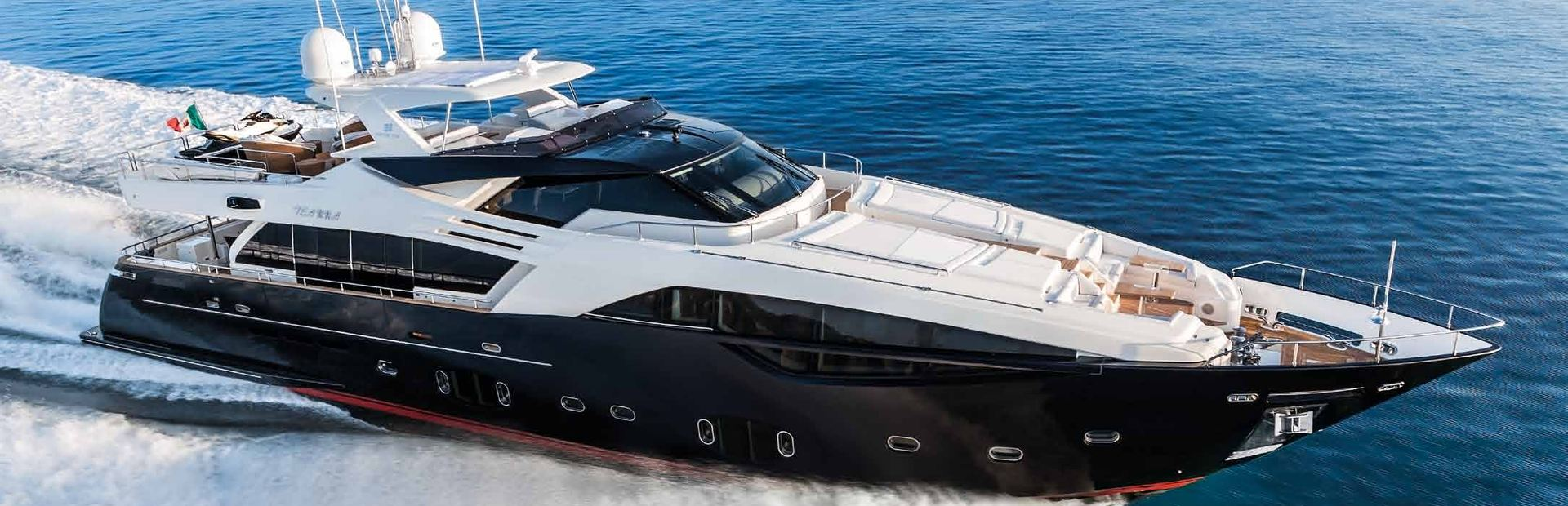 Custom Line 100' Yacht Charter