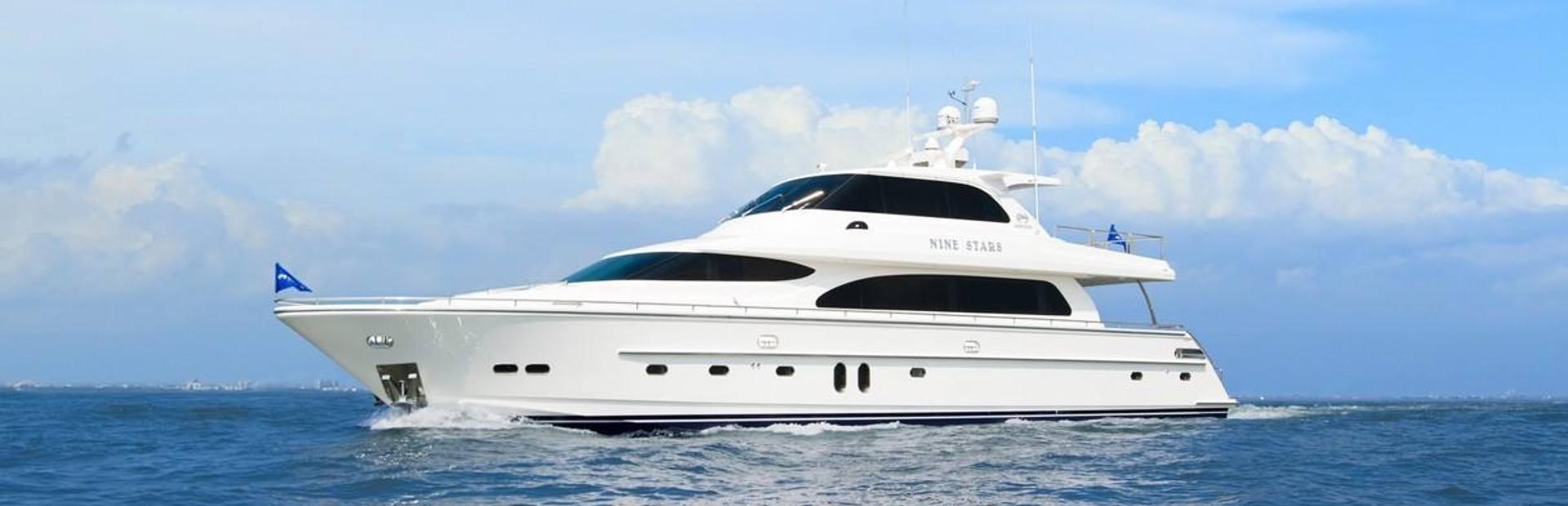E84 Yacht Charter