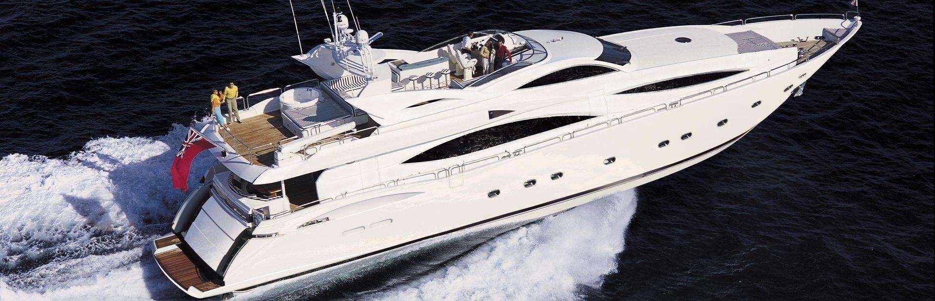 105 Yacht Yacht Charter