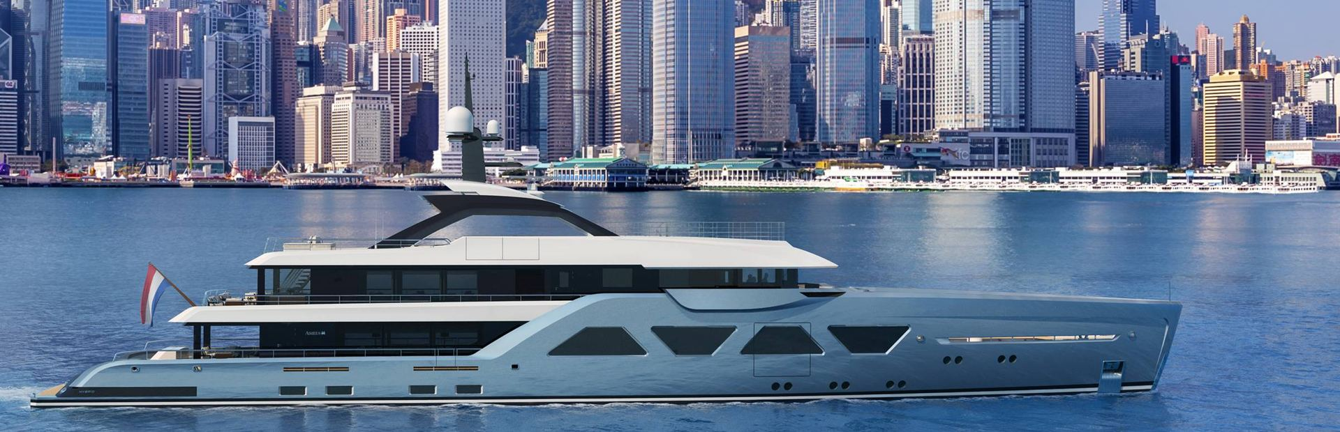 Amels 60 Yacht Charter
