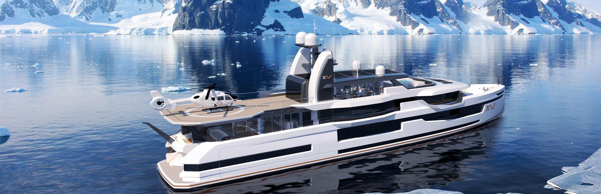 Xventure 57m Yacht Charter