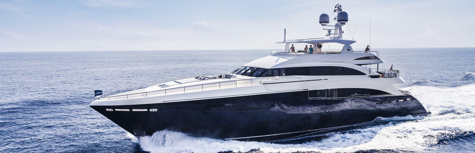 Princess 40M Yacht Charter
