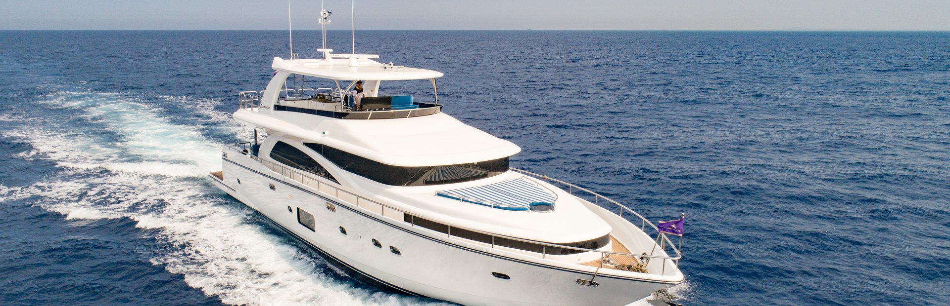 Johnson 80 Yacht Charter