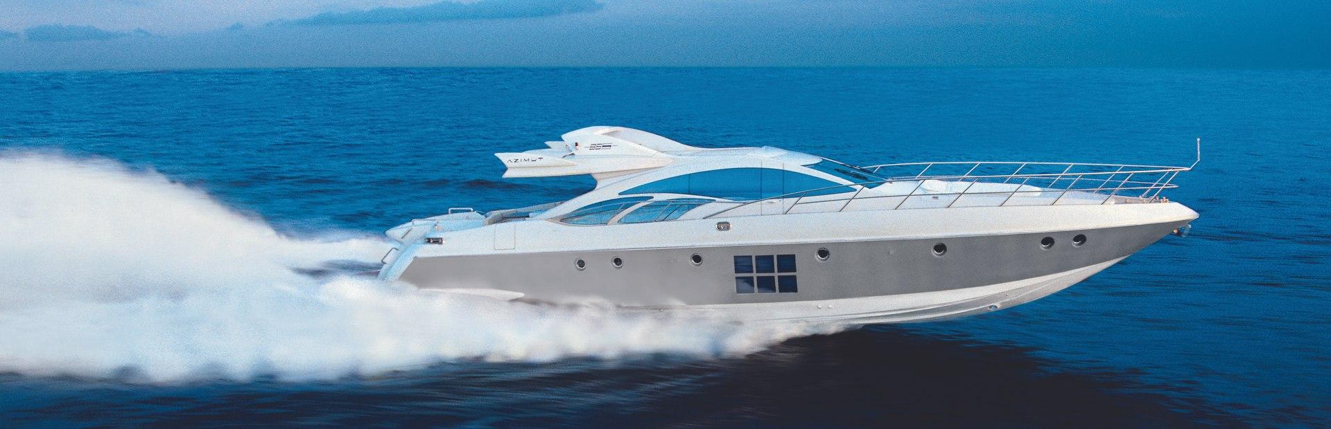 Azimut 86S Yacht Charter