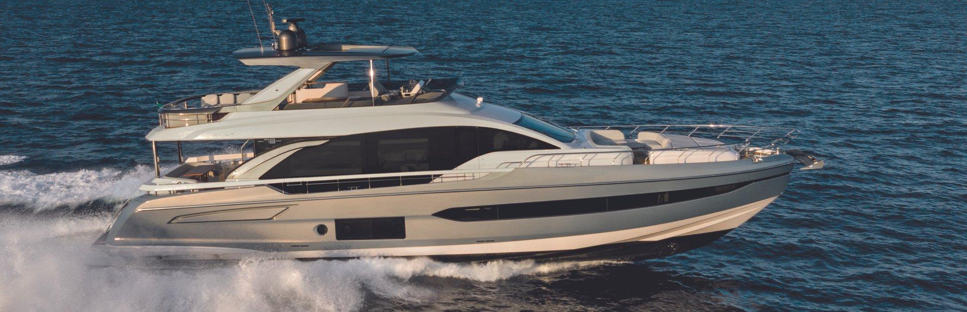 Azimut 78 Yacht Charter