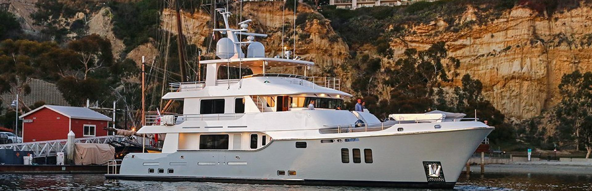 Nordhavn 96 Yacht Charter