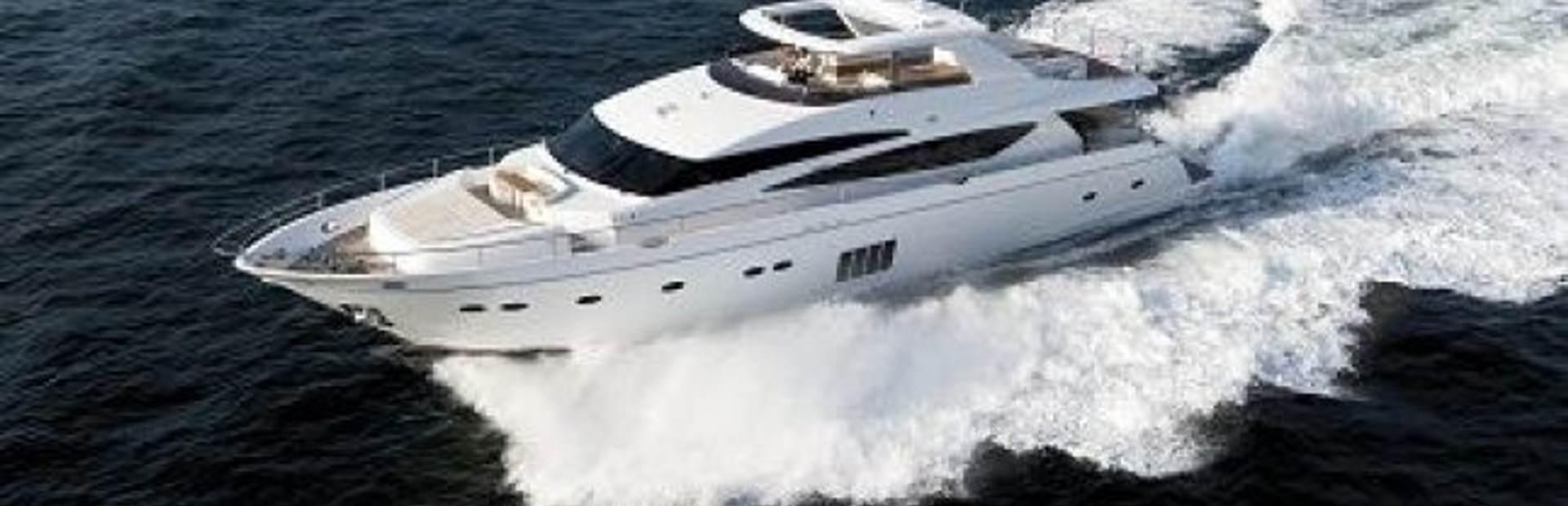 Princess 98 Motor Yacht Yacht Charter