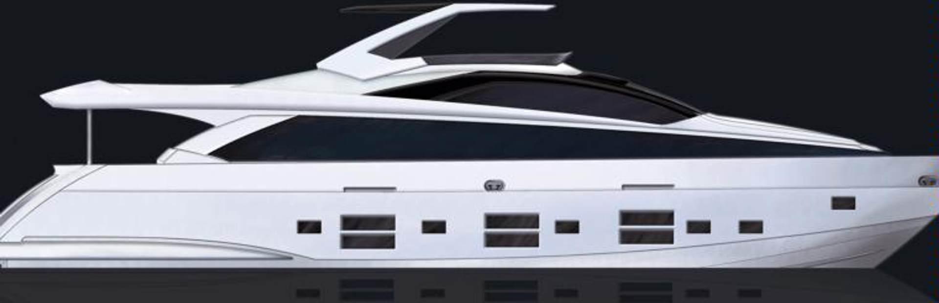 86 GLX Yacht Charter