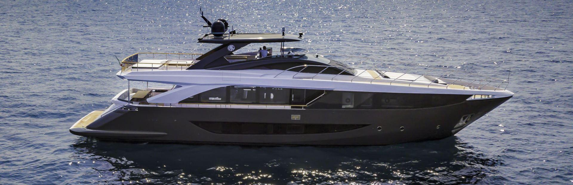 Amer Cento Quad Yacht Charter