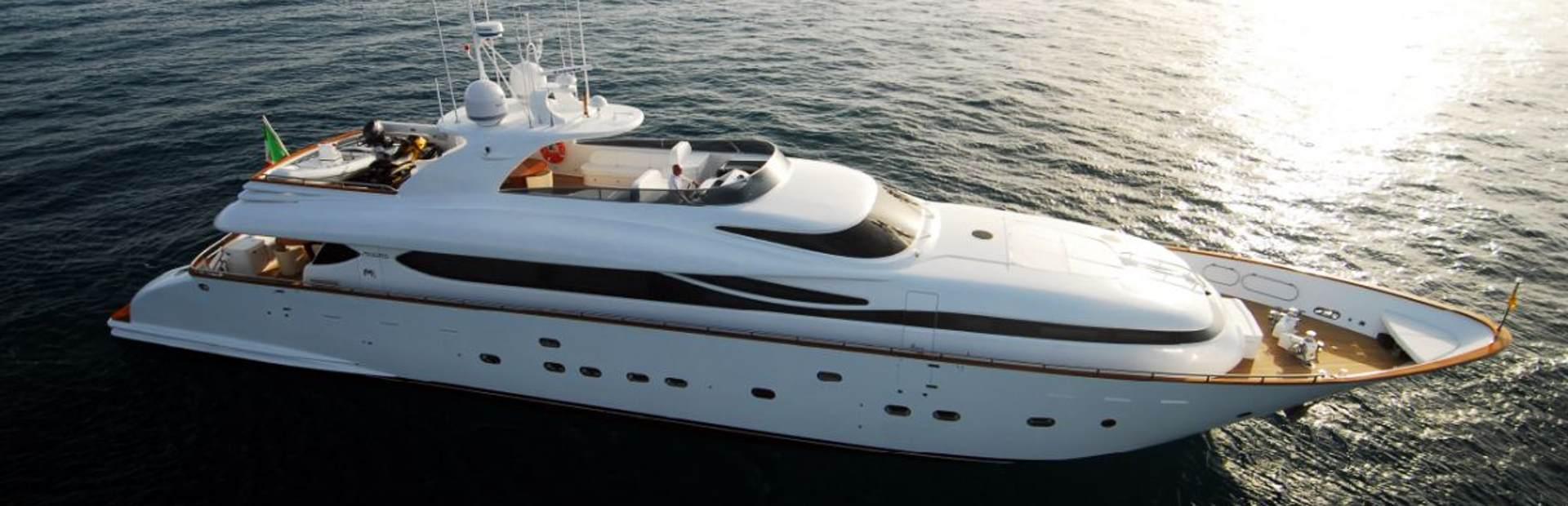 Mairoa 33DP Yacht Charter