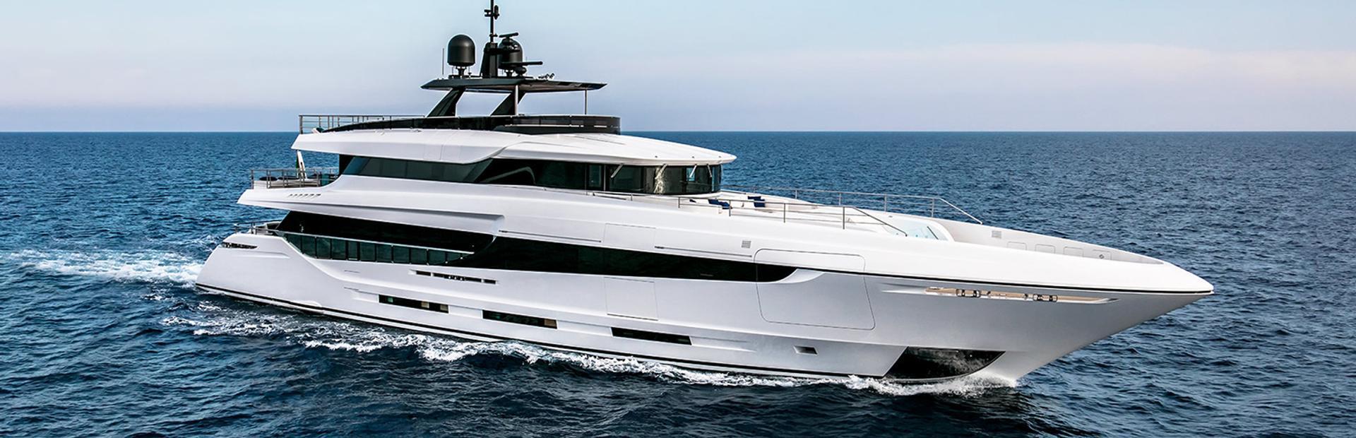 Mangusta Oceano 43 Yacht Charter