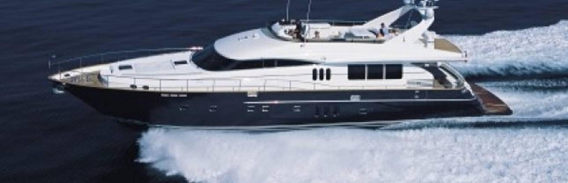 Princess 25M Yacht Charter