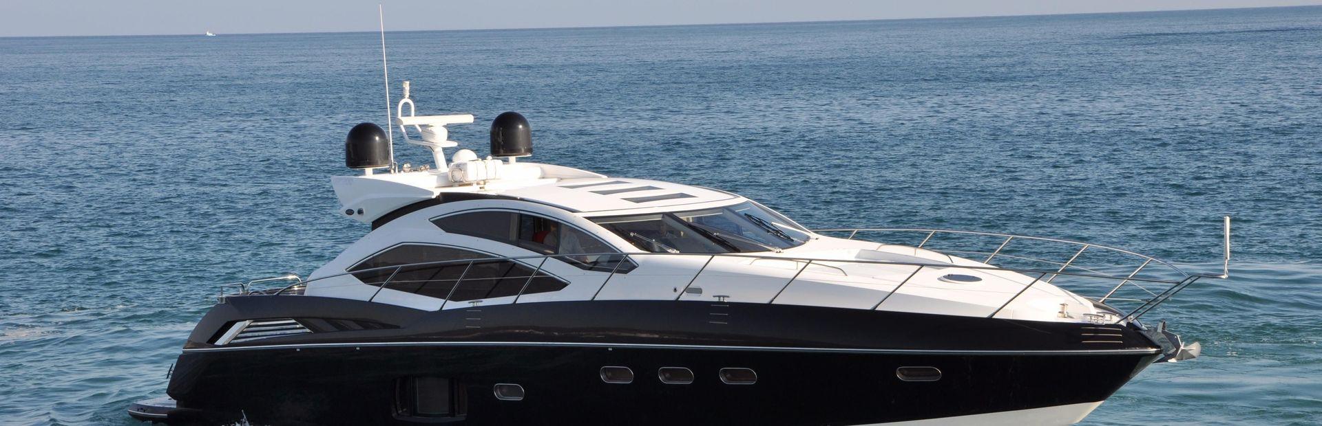 Predator 64 Yacht Charter