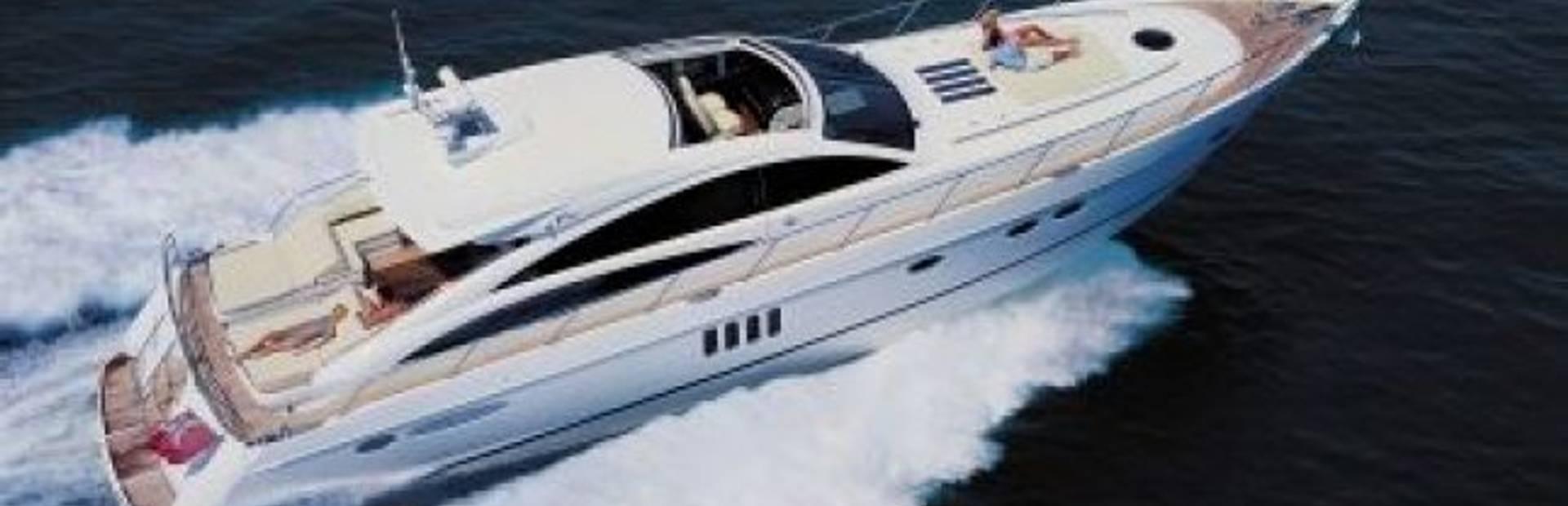 Princess V70 Yacht Charter