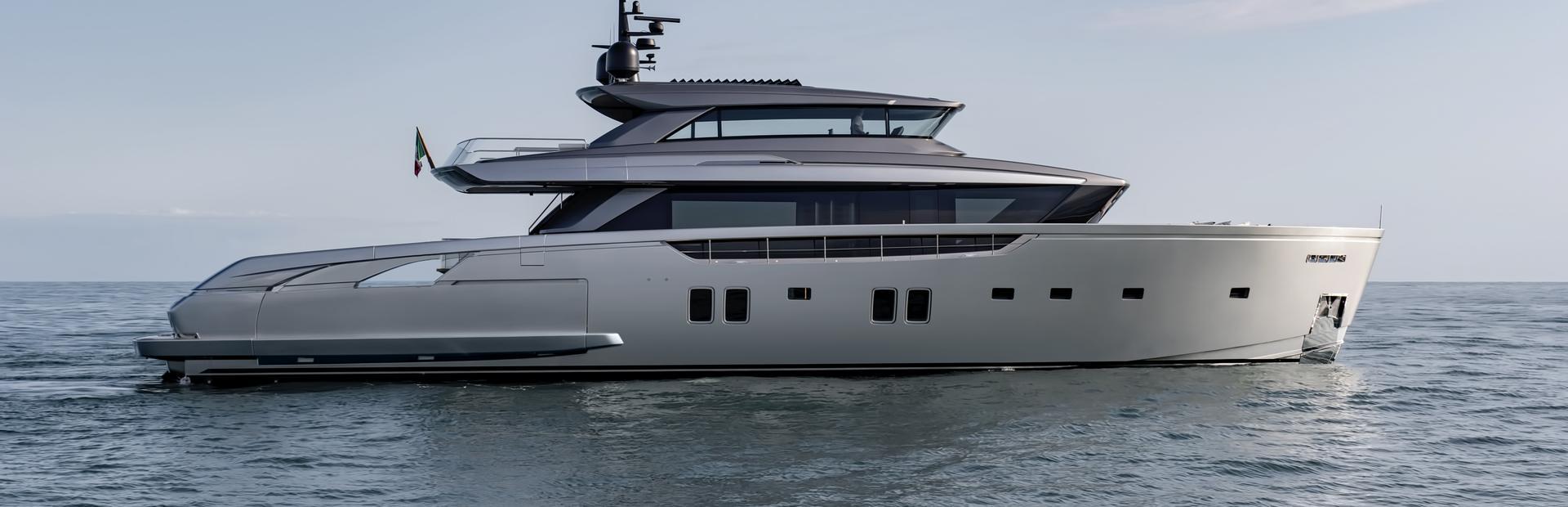 SX112 Yacht Charter