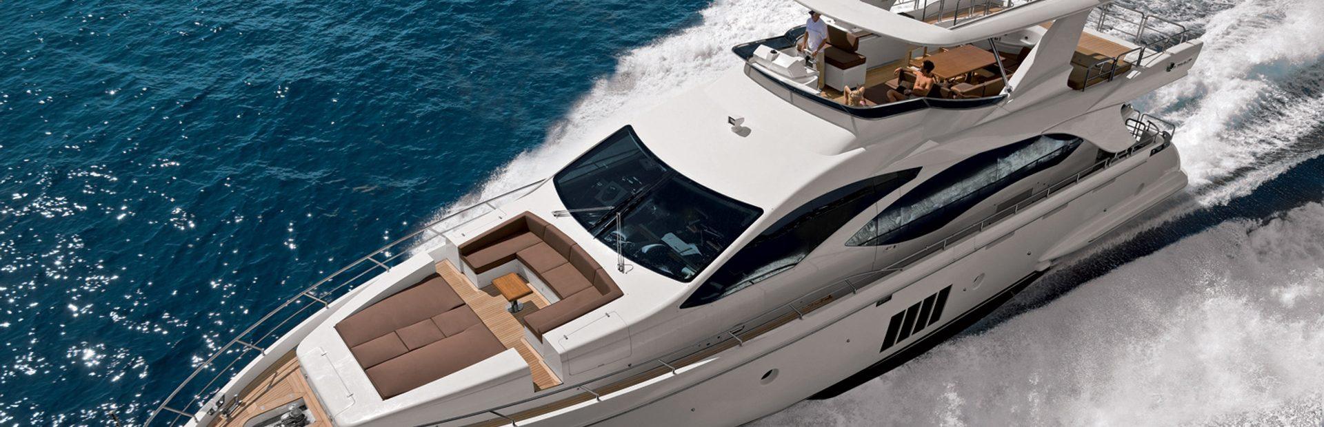 Azimut 84 Yacht Charter
