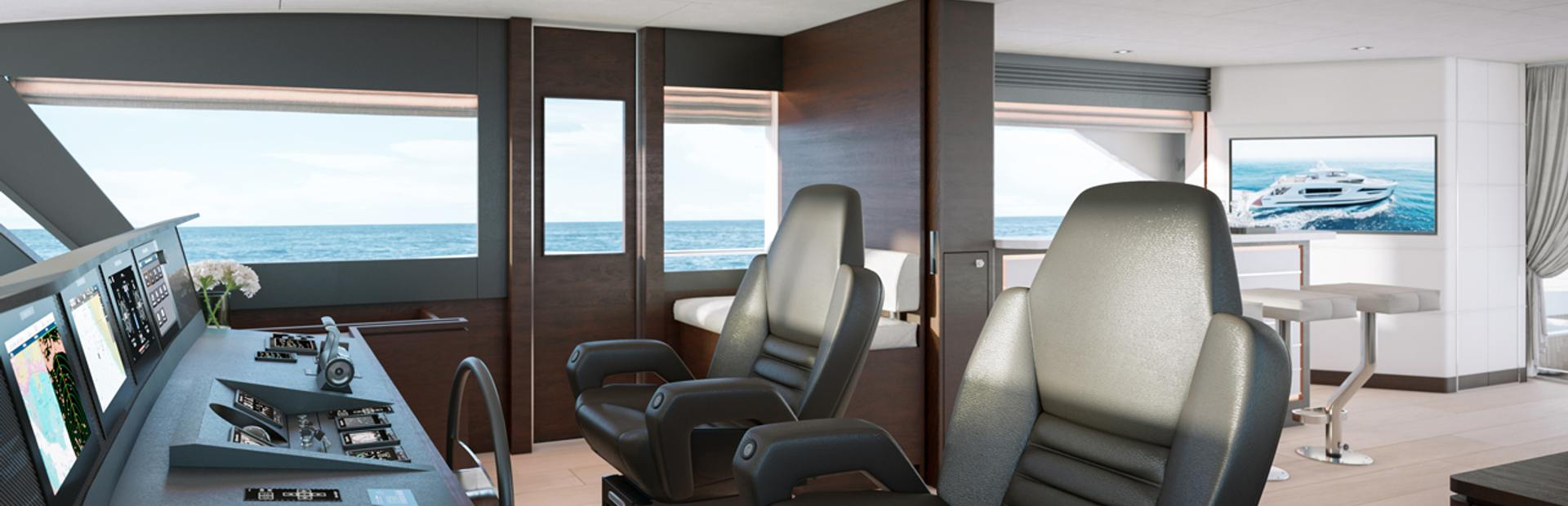 FD102 Skyline Yacht Charter
